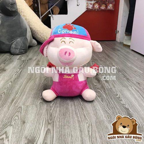 Lợn Mũ 50cm, giá 240.000đ.