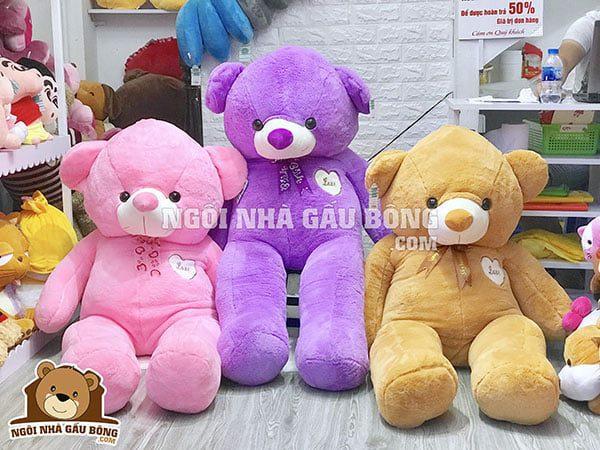gấu bông 1m4