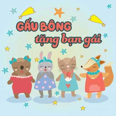 Gau Bong tang ban gai