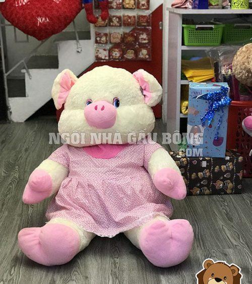 Lợn Váy Hồng