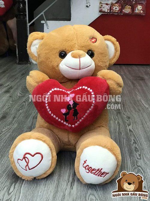 Teddy Kiss 70cm