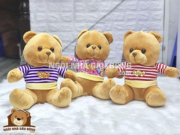 Teddy Áo Kẻ