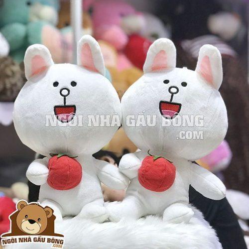 Thỏ Cony Ôm Dâu