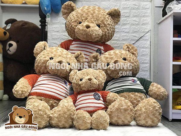 Gấu teddy 1m2 | Top 5 mẫu gấu bông đáng để sở hữu năm 2019