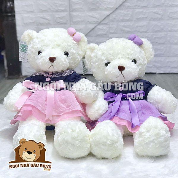 Mách bạn cách chọn mua gấu bông tặng người yêu