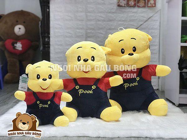 gấu bông giá rẻ