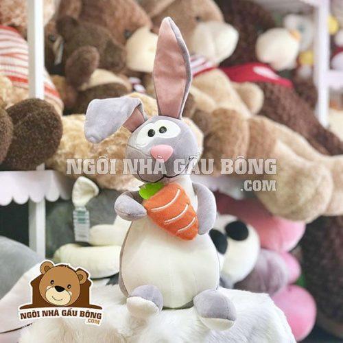 Thỏ Ôm Cà Rốt
