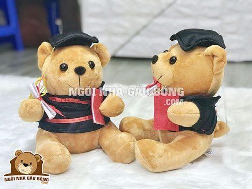 Gấu Tốt Nghiệp