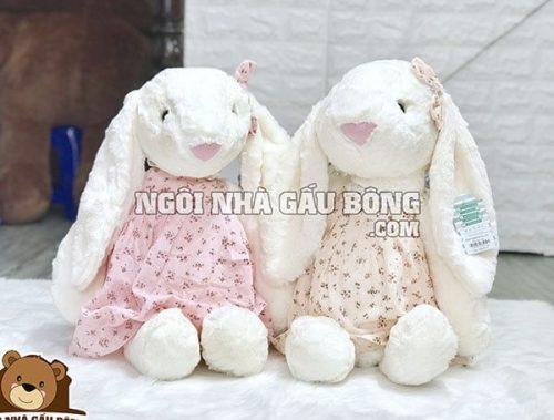 Thỏ Váy Hoa