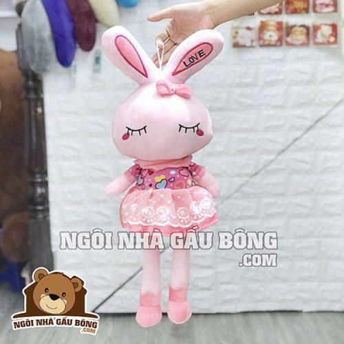 Thỏ Váy Ren