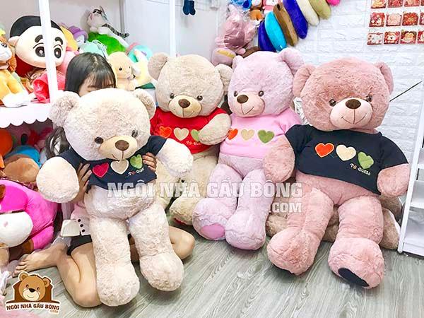 gấu bông bự giá bao nhiêu