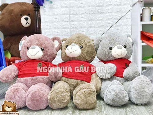 Gấu Áo Thêu Chân