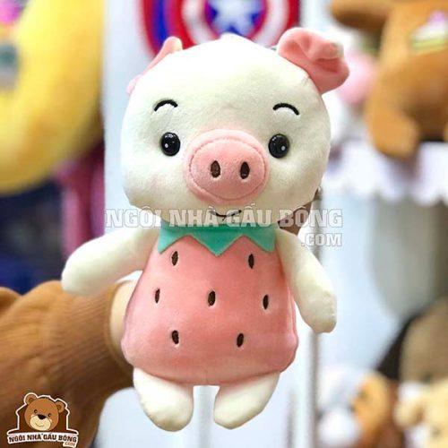 Thỏ - Lợn Hoa Quả