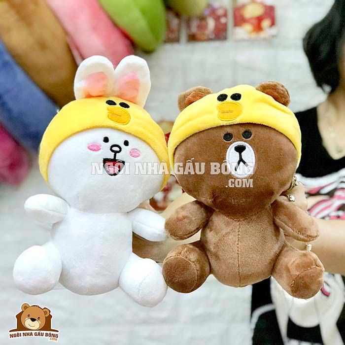 Gấu Line Cosplay