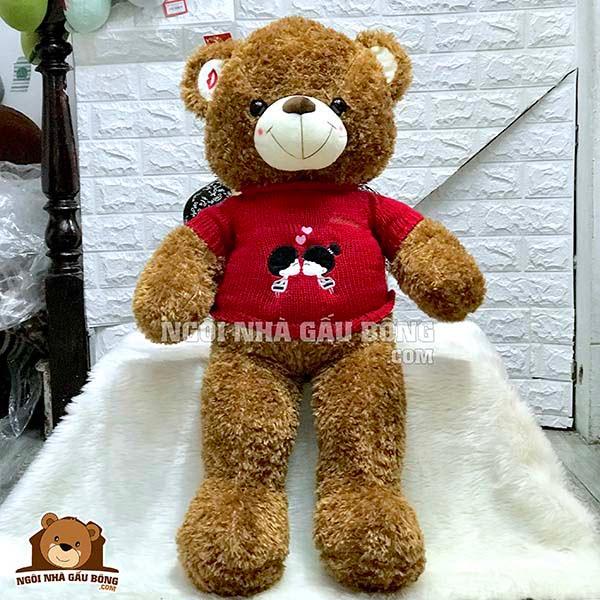gấu bông to bằng người giá bao nhiêu
