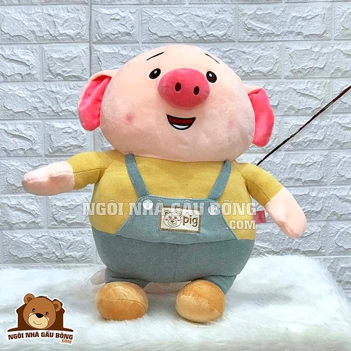 Lợn TikTok Đứng