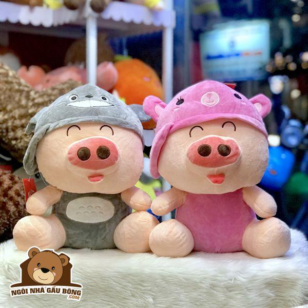 Lợn mũ lệch