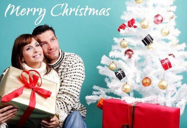 Lời chúc giáng sinh dành cho vợ chồng