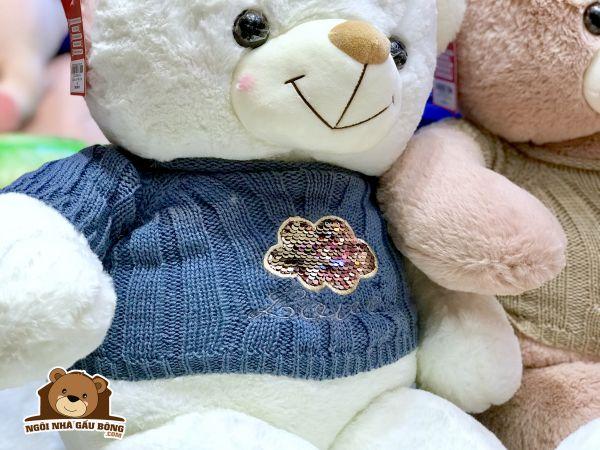 Teddy Áo Len Mây