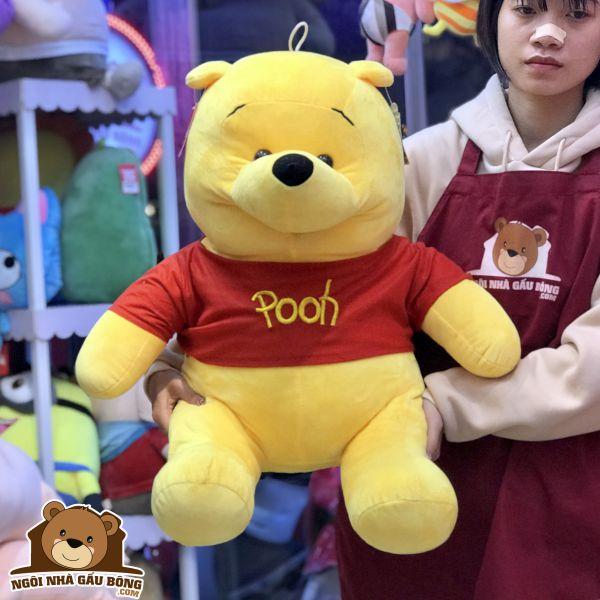 Gấu Pooh Áo