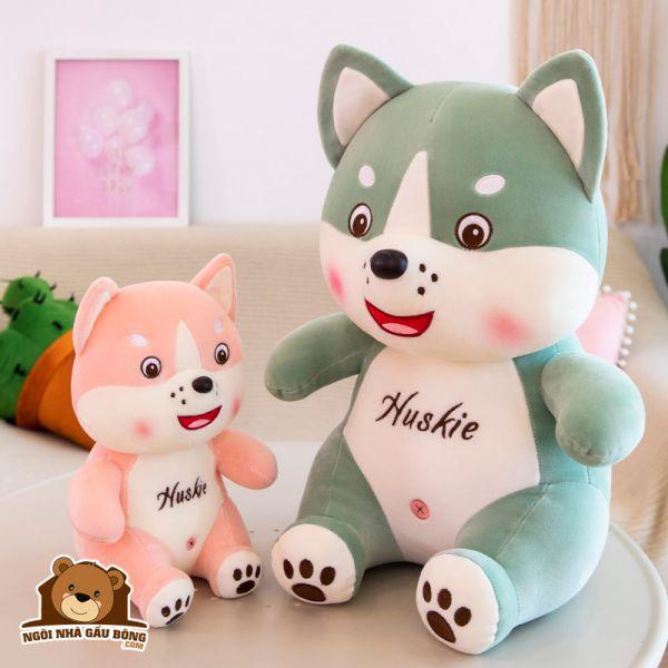 Chó Husky mềm