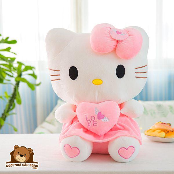 Kitty Ôm Tim Mịn
