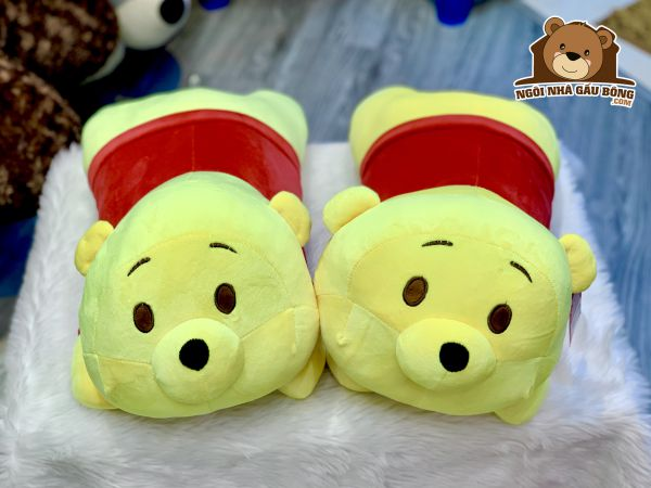 Gấu Pooh Nằm