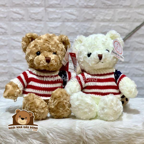 Gấu Áo Len Sao