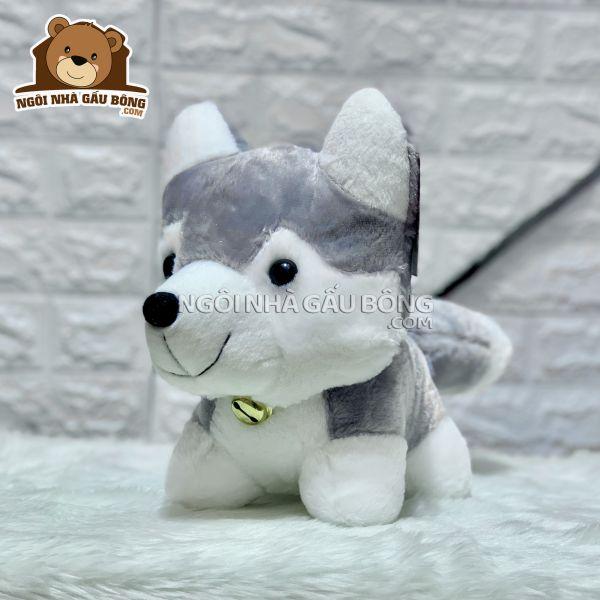 Chó Husky Chuông
