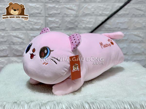 Mèo Tai Nhũ Nằm
