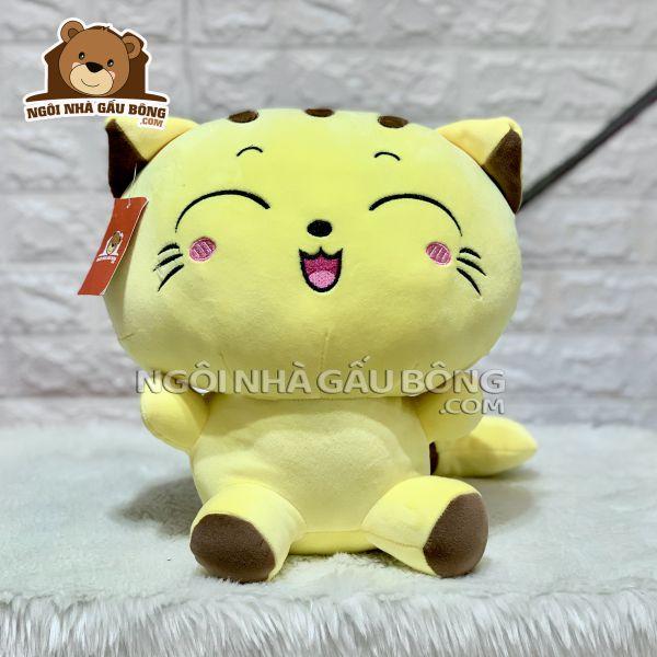 Mèo Bông Mishu Ngồi