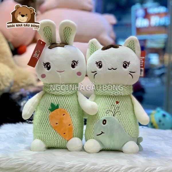 Thỏ Mèo Khăn