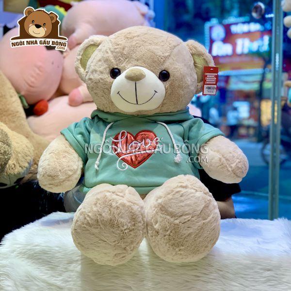 Gấu Áo Nỉ Love