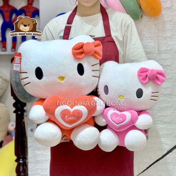 Kitty Ôm Tim Love