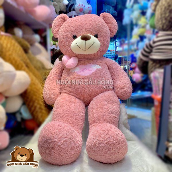Gấu Bông Angel Hồng